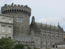 dublin castle by cms-star