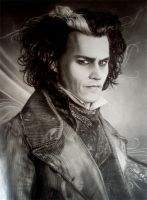 Sweeney Todd II by Stanbos