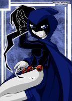 Raven by rongs1234