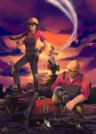 Team Fortress 2 -Commission- by KalaSketch