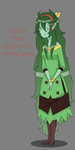 Coni the Conifer Princess by Ask-Conifer-Princess