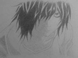 L Lawliet by SarcasticBoombastic