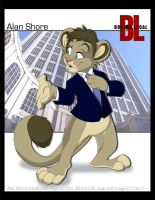 Fuzzy Legal:  Alan Shore by nanook123