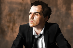 Andrew Scott by heythisisBETH