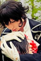 Pandora Hearts - Forgotten Memories by kayleighloire