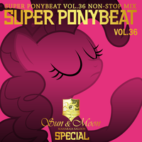 Super Ponybeat Vol. 036 Mock Cover by TheAuthorGl1m0