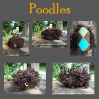 Mini-Ons: Series 2- Poodles by Ryaven