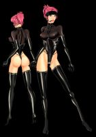 Police Suit 6 by LessRuth