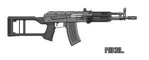 Mak-17 by MikeL16