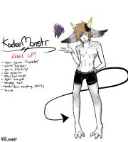 kodeeMONSTR Level Up by Styl-Fly