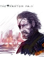 Phantom Pain by CosTA-S
