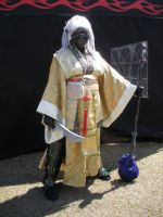 NERO LARP character DROW by RollerBoyjeremy