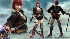 SoulCaliburV: Hilde Custom 1 by Armoun