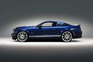BlueWhite GT500 by lovelife81