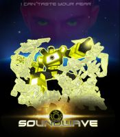 Soundwave Sinestro Corps by Optimus77463