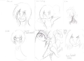Style meme on paper by xombiethewhimsical