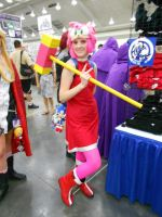 Otakon 2012 - Amy [Sonic the Hedgehog] by Angel1224