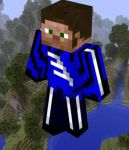 Blue Devils Minecraft Skin by ebonypen