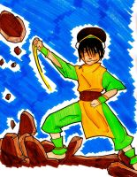 Toph by Isdailic