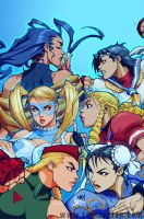 Street Fighter by MoHzleE20