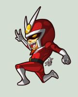 mvc3 Viewtiful Joe by Chizel-Man