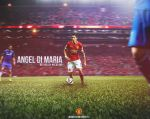 Angel Di Maria by milad10