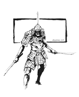 Samurai by JZINGERMAN