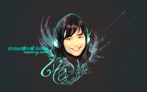 Gita Gutawa Wallpapers Pack by Ryannzha