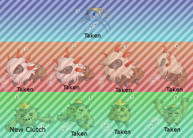 PKMNation - Clutch - CLOSED by Crazy-Leen