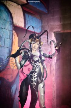 One-Punch Man - Mosquito Girl by vaxzone
