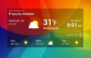 LG G4 Note Original Widget for xwidget by jimking