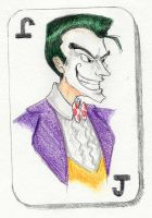 The Joker Card by trisis