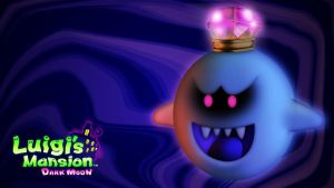 King Boo Dark Moon wallpaper by GEO-GIMP