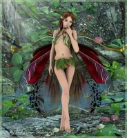 Enchanted Forest by Alessandra3DArt