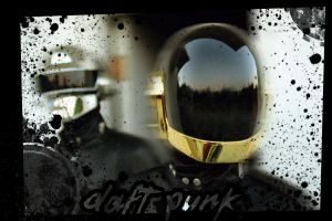 Daft Punk by nemethigabor