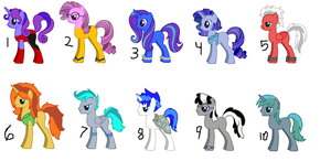 Free MLP Adopts 4 CLOSED by sam-speed