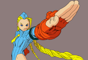 SFZA3 Cammy Victory HD Restored by Apoklepz