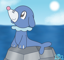 Adorable Sea Lion by Strikerwott12