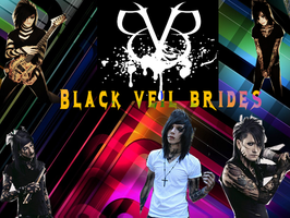 Black Veil Brides by Ulquiorrasgothgir