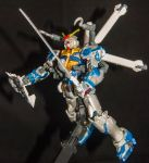 Charge Beginning Gundam G Skull Heart by Greiga