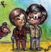 Hannibal mini couples - ChillyWilly by FuriarossaAndMimma