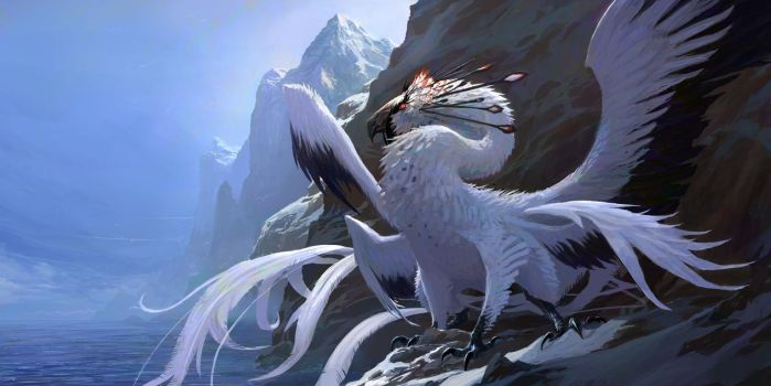 White-dragon by mobius-9