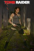 Tomb Raider Reborn - Angel 6 by drewhoshkiw