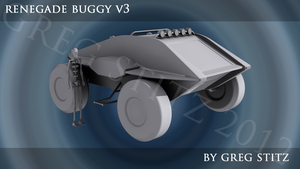 V3 Renegade Buggy 002 by GregStitz