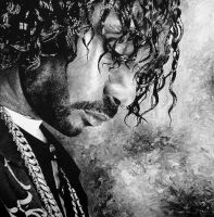 Krayzie Bone by BiondoArt-dot-com