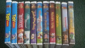 My Walt Disney Gold Classic Collection (ReadBelow) by NinjaTurtleFangirl