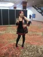 Animefest '12 - Goth Girl 2 by TexConChaser