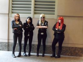 Cant Nobody - 2ne1 cosplay by ClaimingRissa