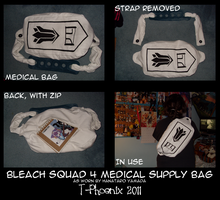 Bleach Squad 4 Bag by Heliotrope-Housecat