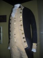 General Washington's Uniform by rlkitterman